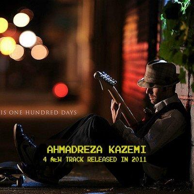 چهار آهنگ از احمدرضا کاظمی