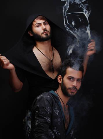 فرشاد حسینی و عطا سناتور آهنگ سیگار لعنتی