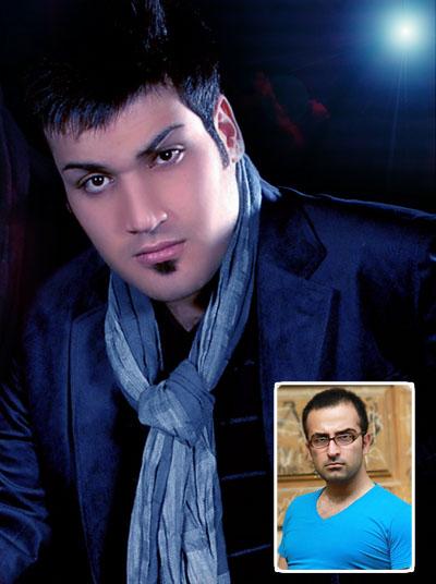 امین فیاض و علی باقری آهنگ عشق منی