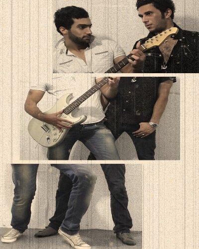 الیاس حسینی پور و مهیار آهنگ دور زدی دل منو
