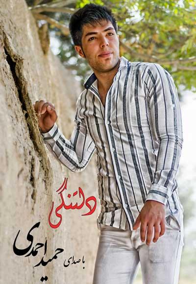 حمید احمدی آهنگ دلتنگی