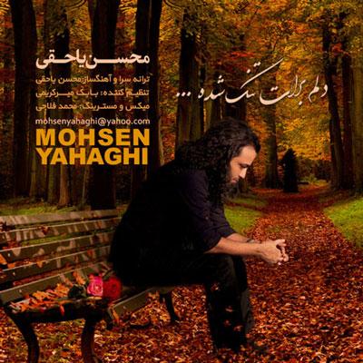محسن ياحقي آهنگ دلم برات تنگ شده