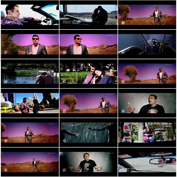 راستین موزیک ویدیو من و تو