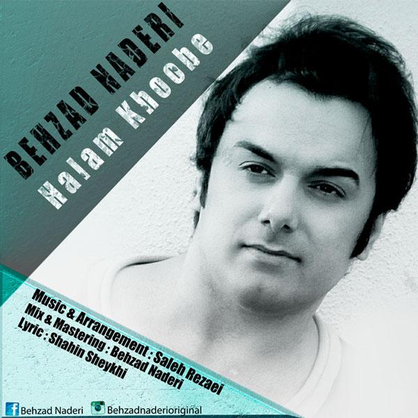 بهزاد نادری آهنگ حالم خوبه