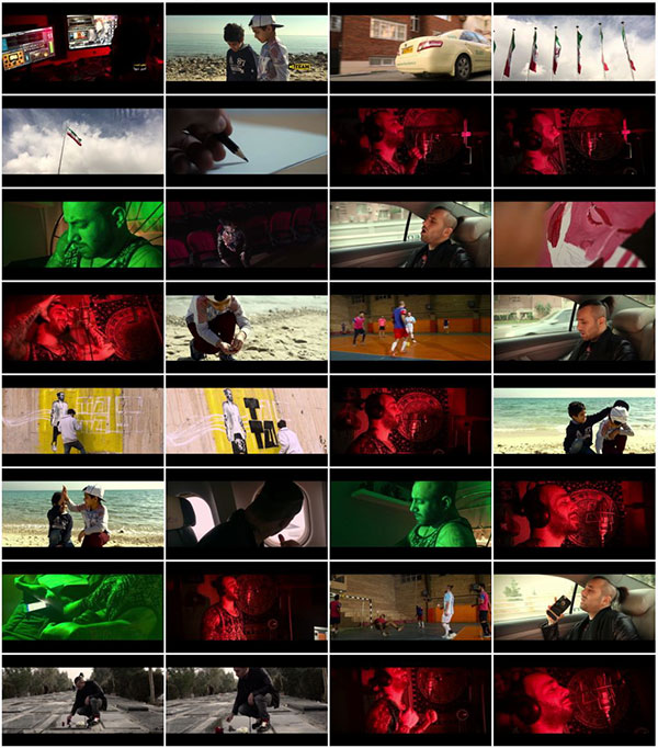 امیر تتلو موزیک ویدیو تو همه جا بودی