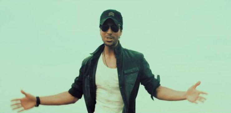 دانلود موزیک ویدئو جدید Enrique Iglesias به نام Duele El Corazon