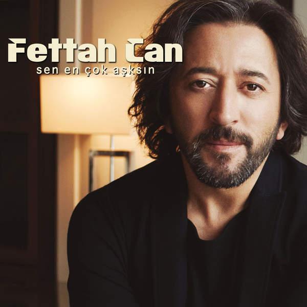 دانلود آلبوم جدید ترکی Fettah Can به نام Sen En Cok Asksin