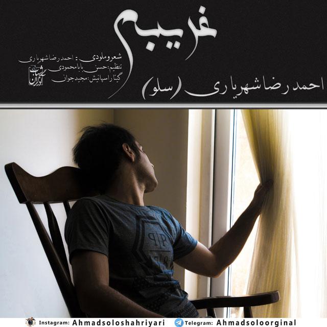 دانلود آهنگ جدید احمدرضا شهریاری (سلو) به نام غریبم