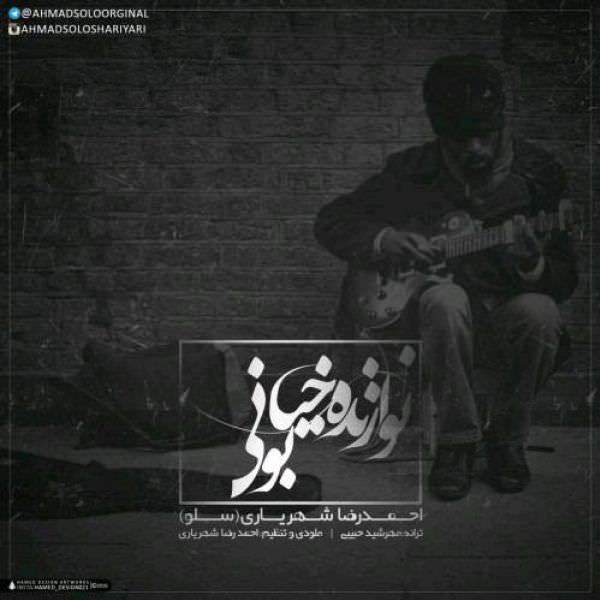 دانلود موزیک جدید و احمد سلو به نام نوازنده خیابونی