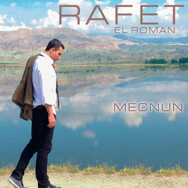 دانلود آلبوم ترکی جدید Rafet El Roman به نام Mecnun
