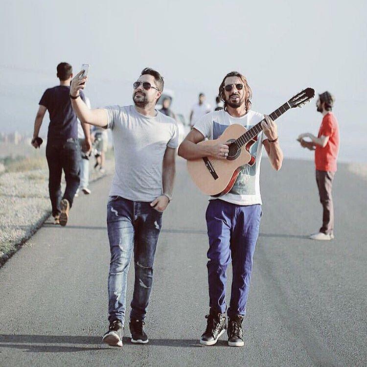 دانلود موزیک ویدیو امیرعباس گلاب به نام دلخوشی