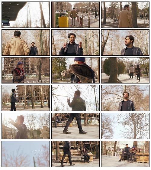 دانلود موزیک ویدئو جدید میلاد بابایی به نام حال هر دومون
