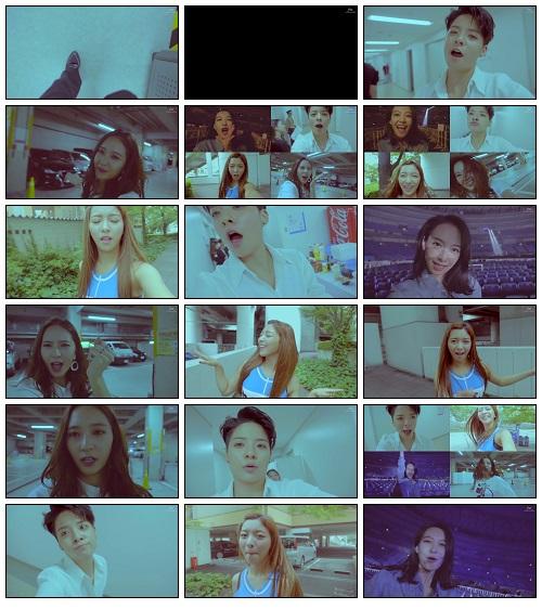 دانلود موزیک ویدئو کره ای f(x) به نام All Mine