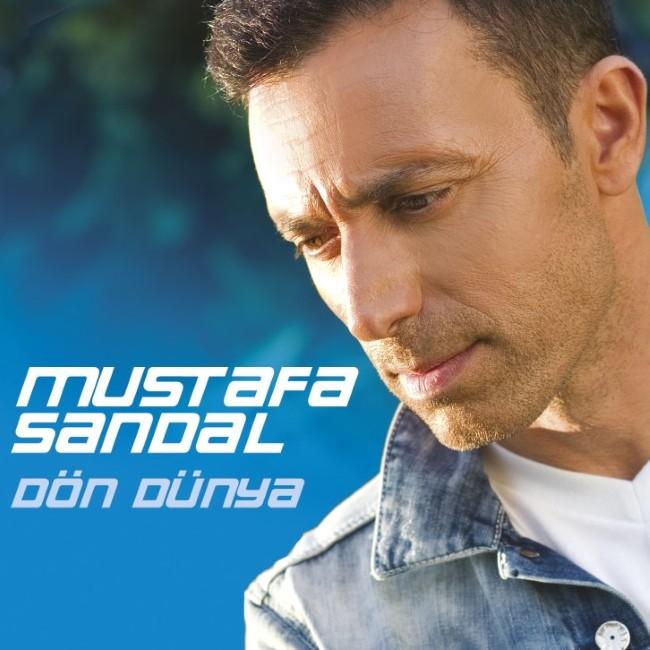 دانلود آلبوم جدید ترکی Mustafa Sandal به نام Don Dunya