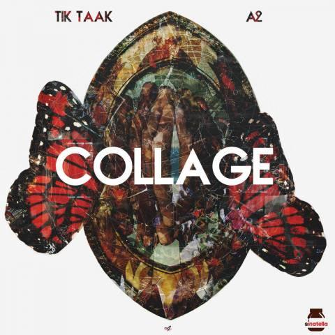 دانلود آلبوم جدید تیک تاک و امیرعلی ای 2 به نام کلاژ