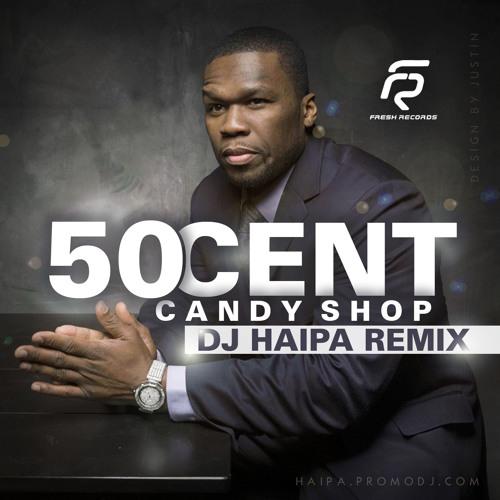 دانلود ریمیکس خارجی 50Cent - Candy Shop ✔️ - تکصدا